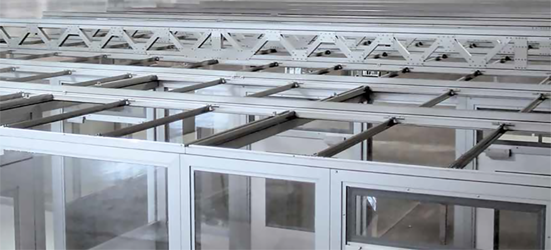 Simplex Integrated Ceiling System