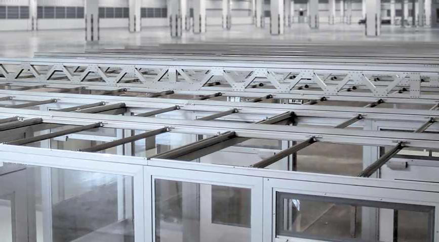 simplex ceiling system