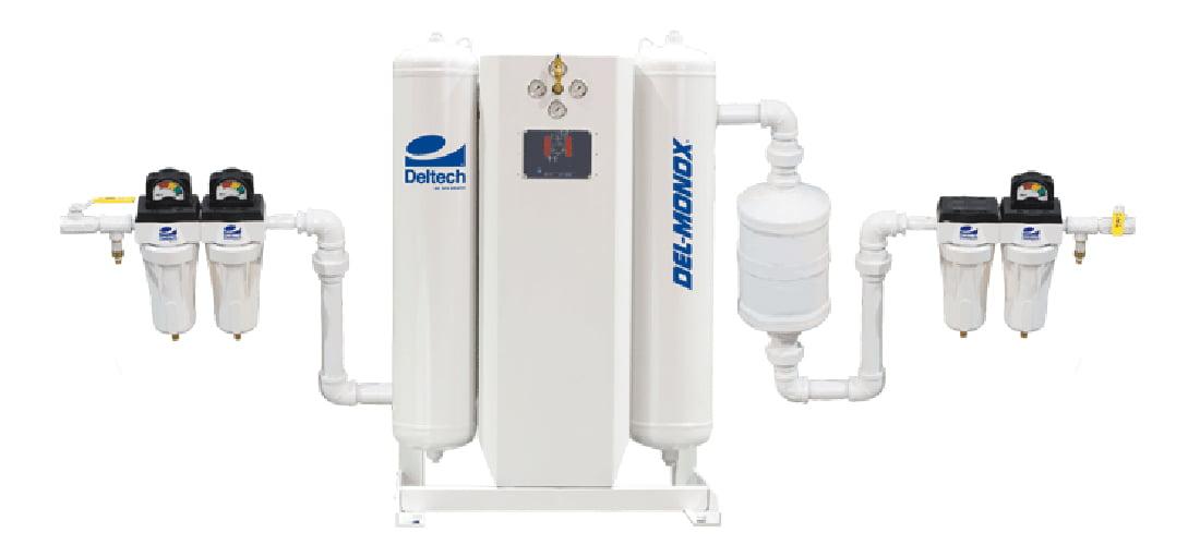 white flow meter